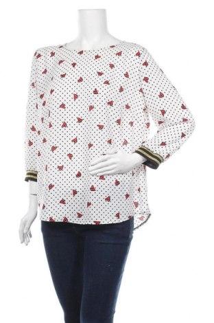 Дамска блуза Amy Vermont, Размер XL, Цвят Бял, Цена 14,28лв.