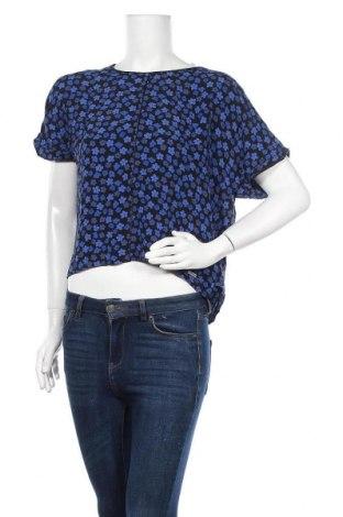 Дамска блуза Andy Warhol By Pepe Jeans, Размер XS, Цвят Черен, Вискоза, Цена 26,88лв.