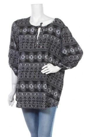 Дамска блуза Antilia Femme, Размер XL, Цвят Черен, Полиестер, Цена 11,60лв.