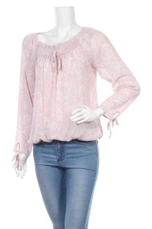 Дамска блуза Ashley Brooke, Размер M, Цвят Розов, Полиестер, Цена 17,01лв.