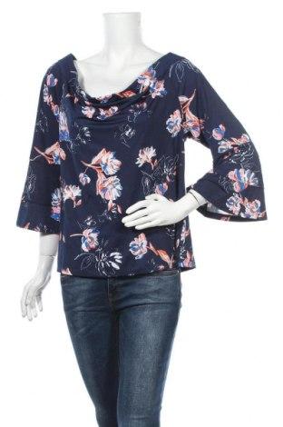 Дамска блуза B Collection, Размер XL, Цвят Син, Полиестер, Цена 6,98лв.