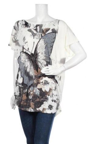 Дамска блуза Blue Seven, Размер XL, Цвят Екрю, 95% полиестер, 5% еластан, Цена 11,97лв.