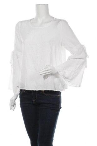 Дамска блуза Broadway, Размер M, Цвят Бял, Вискоза, Цена 15,96лв.