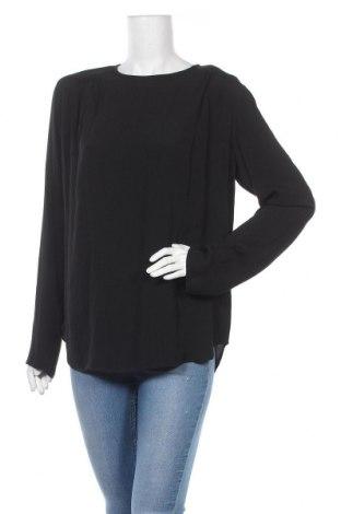 Дамска блуза Bruuns Bazaar, Размер M, Цвят Черен, 100% вискоза, Цена 14,85лв.