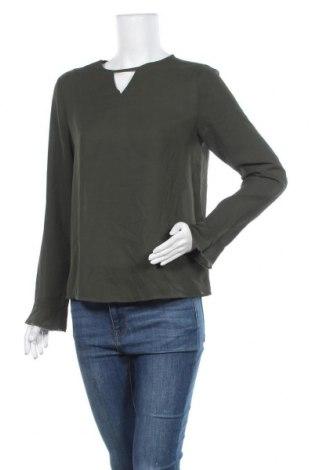 Дамска блуза Calliope, Размер M, Цвят Зелен, Полиестер, Цена 4,76лв.