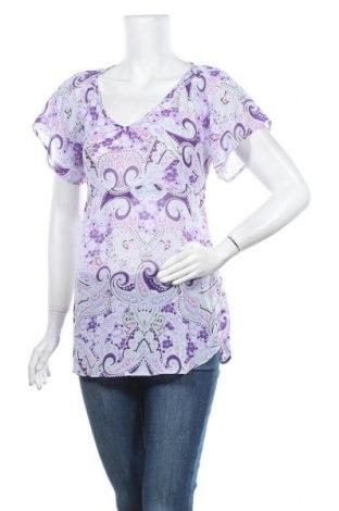 Дамска блуза Casa Blanca, Размер S, Цвят Многоцветен, Полиестер, Цена 3,00лв.