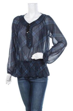 Дамска блуза Casa Blanca, Размер M, Цвят Син, Полиестер, Цена 5,79лв.