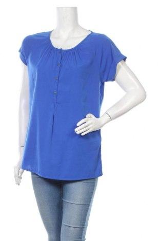 Дамска блуза Casa Blanca, Размер M, Цвят Син, Полиестер, Цена 7,56лв.
