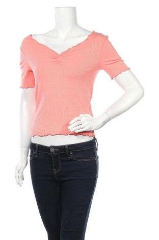 Дамска блуза Catwalk Junkie, Размер S, Цвят Розов, 95% вискоза, 5% еластан, Цена 4,87лв.