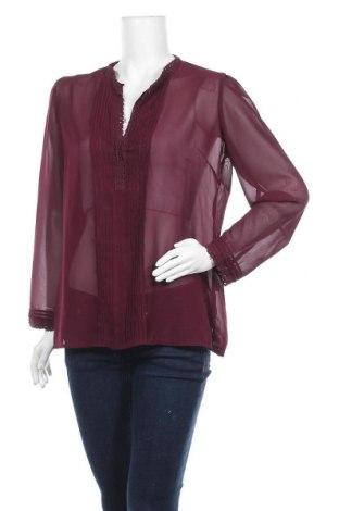 Дамска блуза Cellbes, Размер L, Цвят Червен, 100% полиестер, Цена 13,23лв.