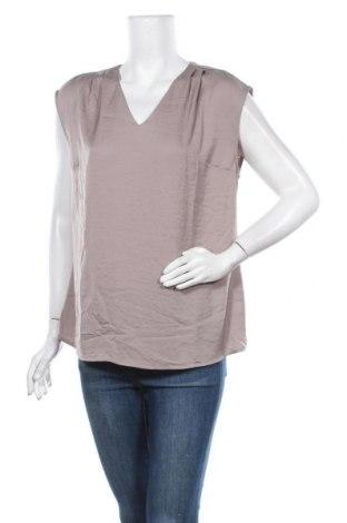 Γυναικεία μπλούζα Charles Vogele, Μέγεθος L, Χρώμα  Μπέζ, Πολυεστέρας, Τιμή 4,16€