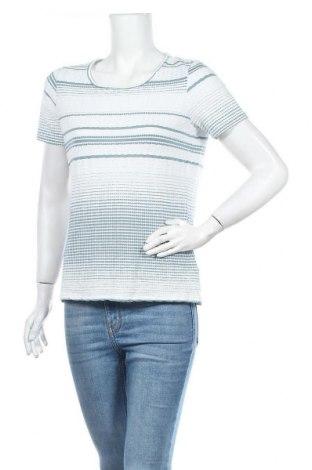 Γυναικεία μπλούζα Charles Vogele, Μέγεθος S, Χρώμα Λευκό, 65% βισκόζη, 20% πολυεστέρας, 10% πολυαμίδη, 5% ελαστάνη, Τιμή 9,26€