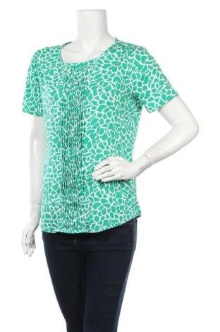 Γυναικεία μπλούζα Charles Vogele, Μέγεθος M, Χρώμα Πράσινο, Τιμή 9,94€