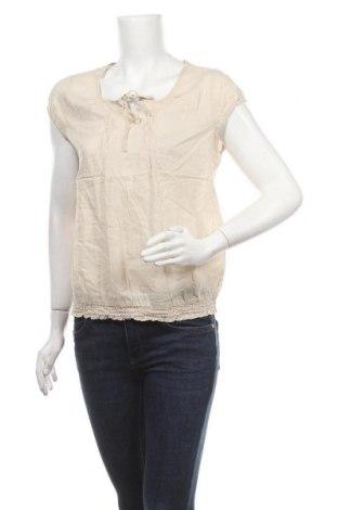 Дамска блуза Charles Vogele, Размер M, Цвят Бежов, Цена 3,00лв.