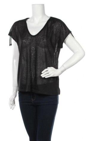 Дамска блуза Chicoree, Размер M, Цвят Черен, Полиестер, Цена 2,00лв.