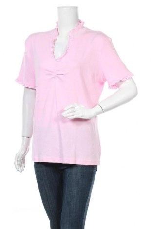 Дамска блуза Chillytime, Размер XXL, Цвят Розов, Памук, Цена 6,98лв.