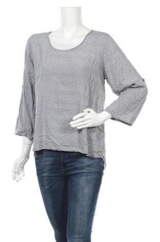 Дамска блуза Contro Corrente, Размер M, Цвят Многоцветен, Вискоза, Цена 4,76лв.