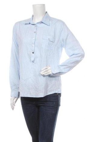Дамска блуза Designer S, Размер L, Цвят Син, Цена 4,73лв.