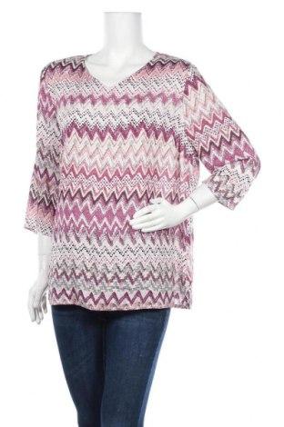 Дамска блуза Designer S, Размер XL, Цвят Многоцветен, Вискоза, Цена 14,18лв.