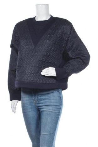 Γυναικεία μπλούζα Diesel Black Gold, Μέγεθος M, Χρώμα Μπλέ, Βισκόζη, πολυεστέρας, βαμβάκι, Τιμή 61,60€
