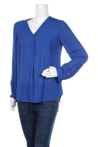 Дамска блуза Dorothy Perkins, Размер S, Цвят Син, Полиестер, Цена 5,99лв.