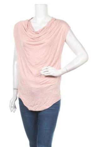 Дамска блуза Ellos, Размер S, Цвят Розов, Вискоза, Цена 5,29лв.