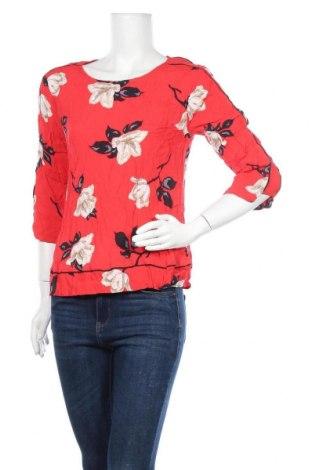 Дамска блуза Free Quent, Размер L, Цвят Многоцветен, Вискоза, Цена 8,03лв.