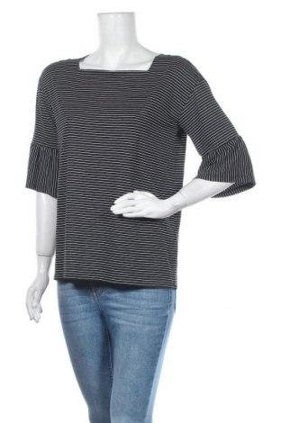 Дамска блуза Gabriella K., Размер M, Цвят Черен, 92% вискоза, 8% еластан, Цена 6,98лв.