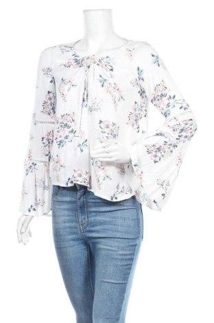 Γυναικεία μπλούζα Hollister, Μέγεθος S, Χρώμα Πολύχρωμο, Βισκόζη, Τιμή 9,94€