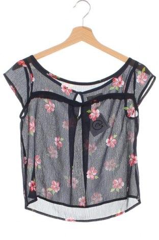 Γυναικεία μπλούζα Hollister, Μέγεθος XS, Χρώμα Μπλέ, Τιμή 7,43€