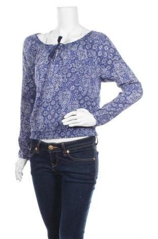 Γυναικεία μπλούζα Hollister, Μέγεθος S, Χρώμα Μπλέ, 55% βαμβάκι, 45% βισκόζη, Τιμή 4,09€