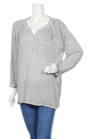 Дамска блуза Janina, Размер XXL, Цвят Сив, Вискоза, Цена 7,14лв.