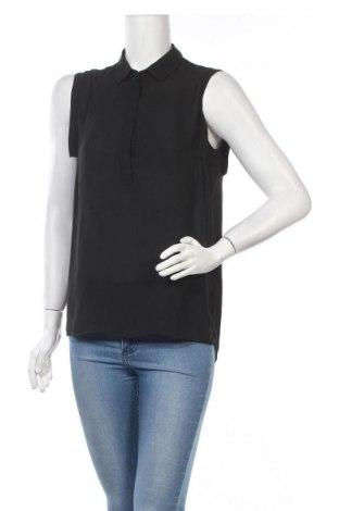 Дамска блуза Jette, Размер S, Цвят Черен, Полиестер, Цена 4,46лв.