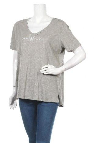 Дамска блуза Kenny S., Размер XL, Цвят Сив, Памук, Цена 7,18лв.