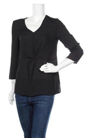 Дамска блуза Kiomi, Размер S, Цвят Черен, Полиестер, Цена 6,87лв.
