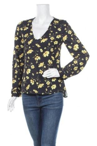 Дамска блуза Kiomi, Размер XS, Цвят Черен, 95% полиестер, 5% еластан, Цена 36,75лв.