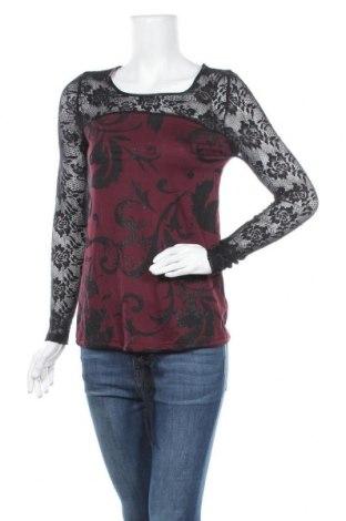 Дамска блуза Koroshi, Размер S, Цвят Черен, Вискоза, Цена 9,31лв.