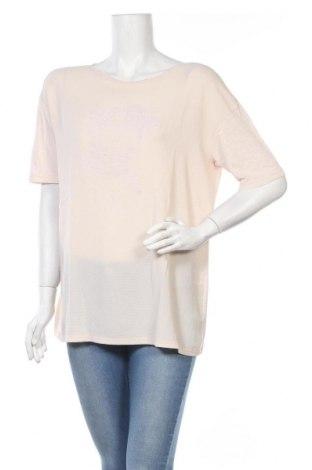 Дамска блуза Le Comte, Размер L, Цвят Бежов, 50% памук, 50% вискоза, Цена 4,64лв.