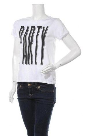 Γυναικεία μπλούζα Lefties, Μέγεθος S, Χρώμα Λευκό, Βαμβάκι, Τιμή 6,10€