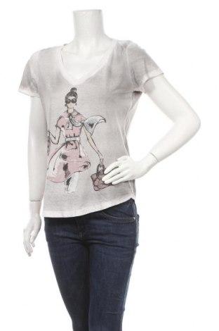 Дамска блуза Liebeskind, Размер M, Цвят Сив, Памук, Цена 32,13лв.