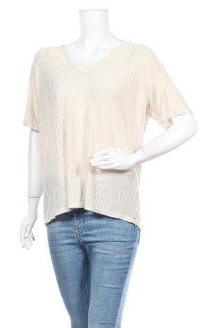 Дамска блуза Lindex, Размер M, Цвят Бежов, Цена 4,99лв.