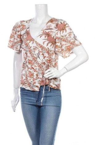 Дамска блуза Lucky Brand, Размер S, Цвят Многоцветен, Цена 3,00лв.