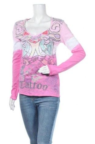 Γυναικεία μπλούζα Madonna, Μέγεθος M, Χρώμα Ρόζ , Βαμβάκι, Τιμή 8,64€