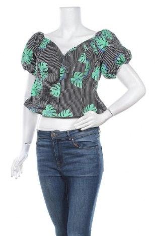 Дамска блуза Michelle Keegan, Размер L, Цвят Многоцветен, Памук, Цена 8,96лв.