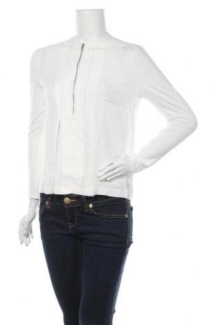 Дамска блуза Mint Velvet, Размер S, Цвят Бял, Вискоза, Цена 13,34лв.