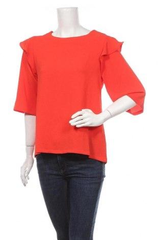 Дамска блуза Modstrom, Размер S, Цвят Оранжев, 94% полиестер, 6% еластан, Цена 5,60лв.