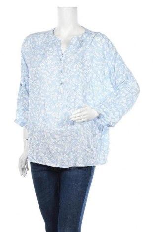 Дамска блуза Multiblu, Размер XL, Цвят Син, Вискоза, Цена 9,45лв.