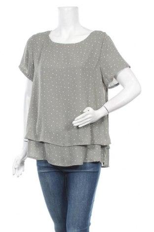 Дамска блуза Multiblu, Размер L, Цвят Зелен, Полиестер, Цена 14,96лв.