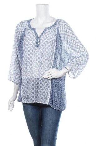 Дамска блуза My Own, Размер XL, Цвят Син, 100% полиестер, Цена 5,67лв.