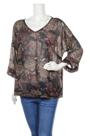 Дамска блуза Nadia Nardi, Размер L, Цвят Черен, Цена 4,46лв.